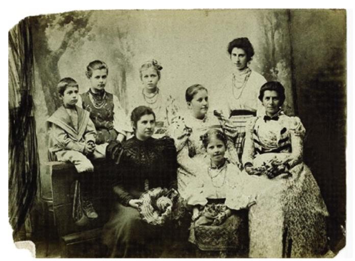 Родина Косачів-Драгоманових